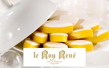 Vente privée CONFISEUR DU ROY RENE sur Vente-Privee.fr