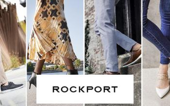ROCKPORT en vente flash chez VEEPEE