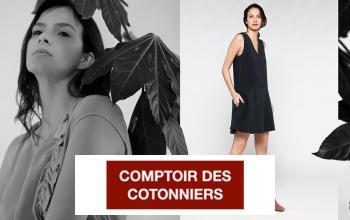 Vente privee COMPTOIR DES COTONNIERS sur Vente-Privee.fr