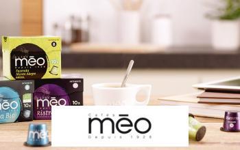 Vente privée CAFE MEO sur Vente-Privee.fr