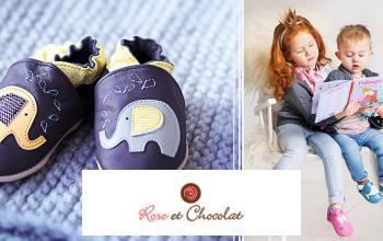ROSE & CHOCOLAT pas cher chez VEEPEE VENTE-PRIVÉE.COM