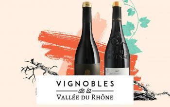 VINS DE LA VALLEE DU RHONE à bas prix sur VEEPEE VENTE-PRIVÉE.COM