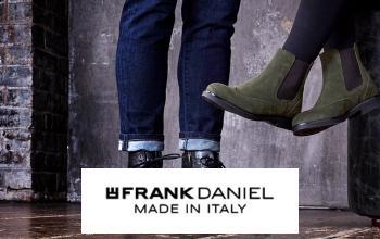 FRANK DANIEL en soldes chez VEEPEE