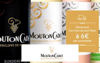 MOUTON CADET en vente flash sur VEEPEE