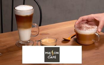 MAISON DU CAFE en vente privée sur VEEPEE