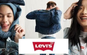 LEVIS en vente privée chez VEEPEE VENTE-PRIVÉE.COM