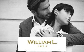 Vente privée WILLIAM L 1985 sur Vente-Privee.fr