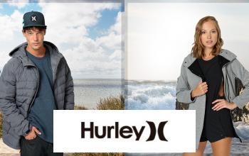 HURLEY à super prix chez WEEPEE VENTE-PRIVÉE.COM