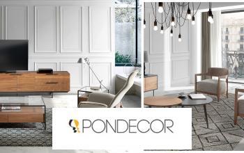 PONDECOR à prix discount chez VEEPEE VENTE-PRIVÉE.COM