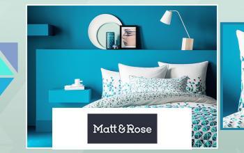 MATT & ROSE pas cher sur WEEPEE VENTE-PRIVÉE.COM