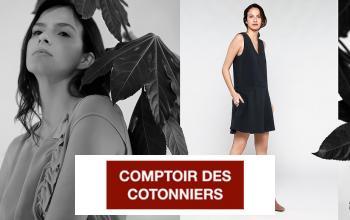 Vente privée COMPTOIR DES COTONNIERS sur Vente-Privee.fr