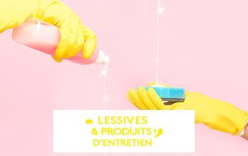 Vente privee LESSIVES ET PRODUITS D'ENTRETIEN sur Vente-Privee.fr