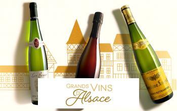 Vente privée GRANDS VINS D'ALSACE sur Vente-Privee.fr