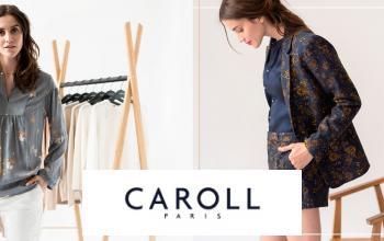 Vente privée CAROLL sur Vente-Privee.fr