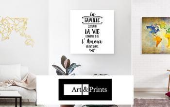 Vente privee ARTPRINTS6 sur Vente-Privee.fr