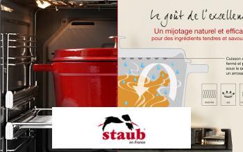 Vente privée STAUB sur Vente-Privee.fr