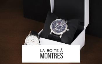 Vente privée LA BOITE A MONTRES sur Vente-Privee.fr