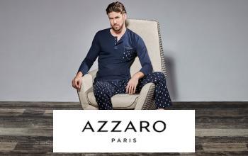 AZZARO en vente privée sur VEEPEE