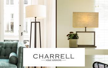 Vente privée CHARRELL HOME INTERIORS sur Vente-Privee.fr