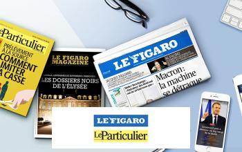 Vente privée GROUPE FIGARO sur Vente-Privee.fr