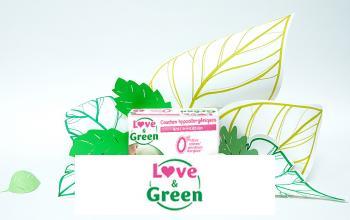 LOVE & GREEN à super prix chez VEEPEE VENTE-PRIVÉE.COM
