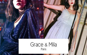GRACE & MILA en promo chez VEEPEE