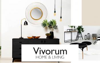 Vente privée VIVORUM HOME  LIVING sur Vente-Privee.fr