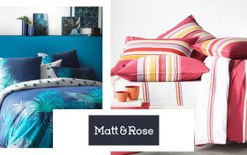 MATT  ROSE en vente flash sur VEEPEE VENTE-PRIVÉE.COM