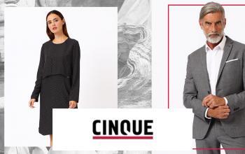 Vente privée CINQUE sur Vente-Privee.fr