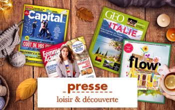 Vente privée PRESSE sur Vente-Privee.fr