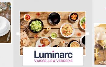 LUMINARC en vente privée chez VEEPEE VENTE-PRIVÉE.COM