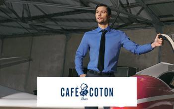CAFE COTON en vente privée chez VEEPEE