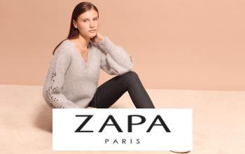 Vente privée ZAPA sur Vente-Privee.fr