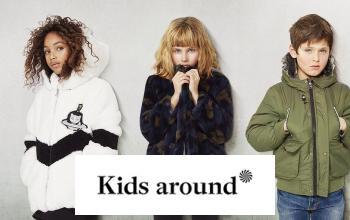Vente privée KIDS AROUND sur Vente-Privee.fr