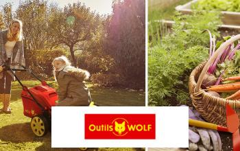 OUTILS WOLF pas cher sur VEEPEE