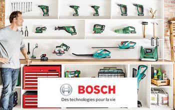 Vente privée BOSCH sur Vente-Privee.fr