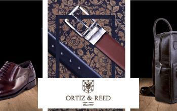 ORTIZ & REED à bas prix sur VEEPEE VENTE-PRIVÉE.COM