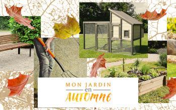 Vente privée MON JARDIN EN AUTOMNE sur Vente-Privee.fr