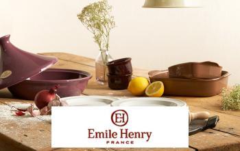 EMILE HENRY à prix discount sur VEEPEE
