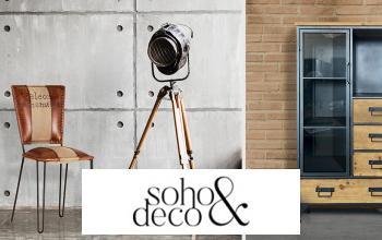 Vente privée SOHODECO sur Vente-Privee.fr