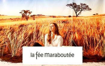 Vente privee LA FEE MARABOUTEE sur Vente-Privee.fr