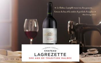 Vente privée CHATEAU LAGREZETTE sur Vente-Privee.fr