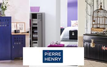 Vente privée PIERRE HENRY sur Vente-Privee.fr