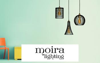 MOIRA LIGHTING en vente privée chez VEEPEE VENTE-PRIVÉE.COM