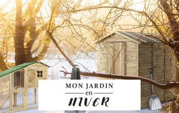 Vente privée MON JARDIN EN HIVER sur Vente-Privee.fr