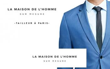 Vente privée LA MAISON DE L'HOMME sur Vente-Privee.fr