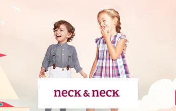 NECK & NECK en vente privilège sur VEEPEE VENTE-PRIVÉE.COM