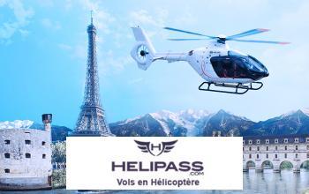 Vente privée HELIPASS sur Vente-Privee.fr