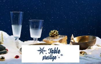 Vente privée TABLE PRESTIGE sur Vente-Privee.fr
