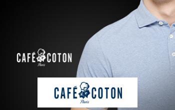 Vente privee CAFE COTON sur Vente-Privee.fr